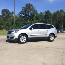 2014_Chevrolet_Traverse_LS_ Hattiesburg MS