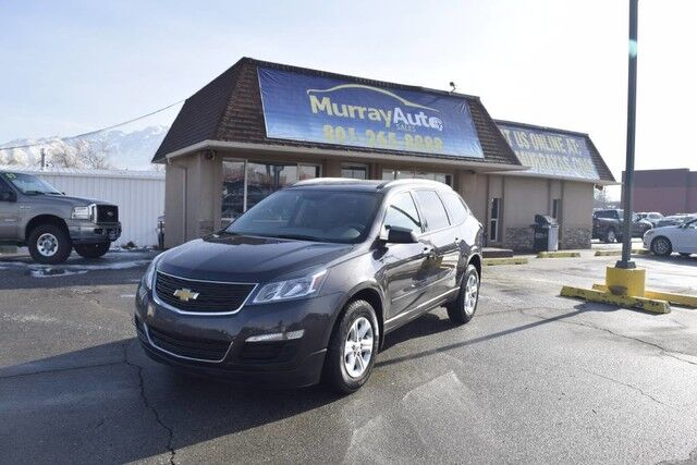 2014 Chevrolet Traverse LS Murray UT