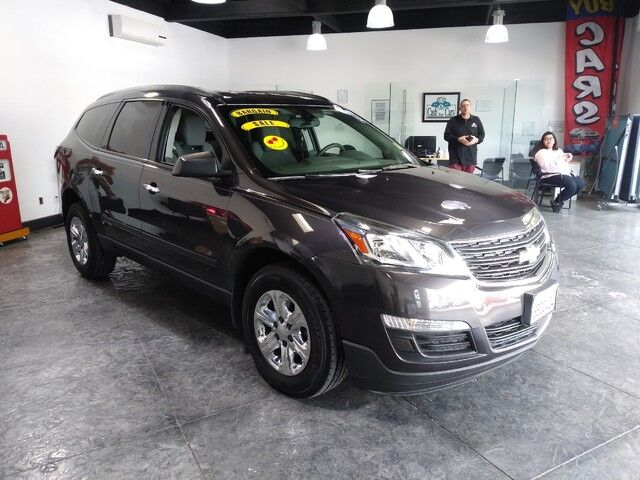 2014_Chevrolet_Traverse_LS_ San Jose CA