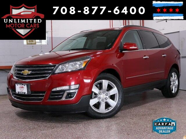 2014 Chevrolet Traverse LTZ Bridgeview IL