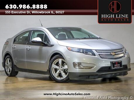 2014_Chevrolet_Volt__ Willowbrook IL
