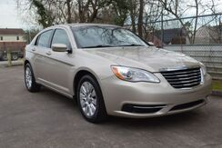 2014_Chrysler_200_LX_ Houston TX