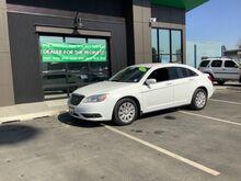 2014_Chrysler_200_LX_ Spokane Valley WA
