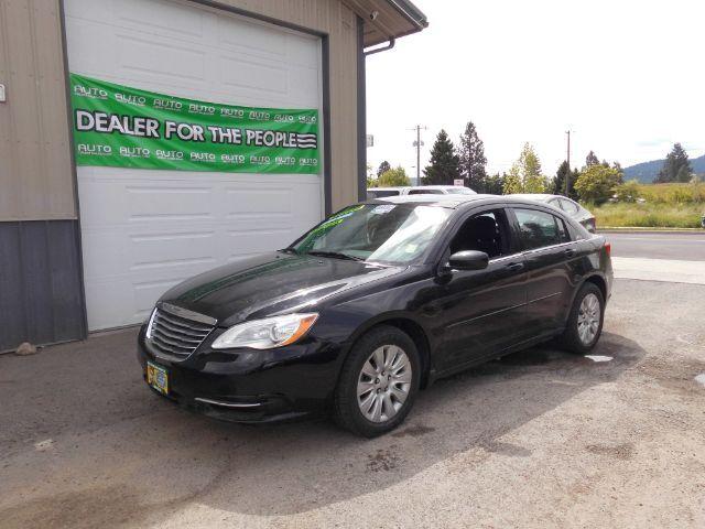 2014 Chrysler 200 LX Spokane Valley WA