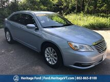 2014 Chrysler 200 Touring South Burlington VT