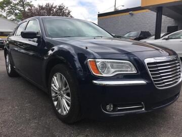 2014 Chrysler 300 4dr Sdn AWD Michigan MI