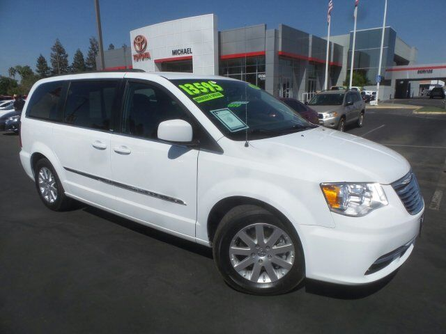 Vehicle Details   2014 Chrysler Town U0026 Country At Michael Toyota Fresno    Michael Toyota