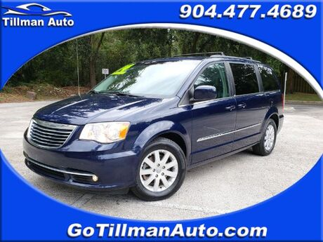 2014 Chrysler Town & Country Touring Jacksonville FL