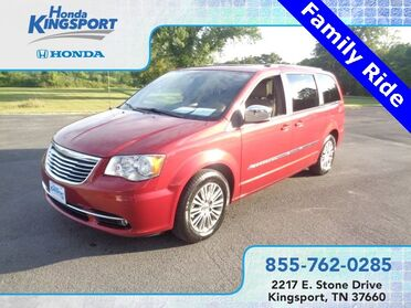 2014 Chrysler Town & Country Touring-L Charleston SC