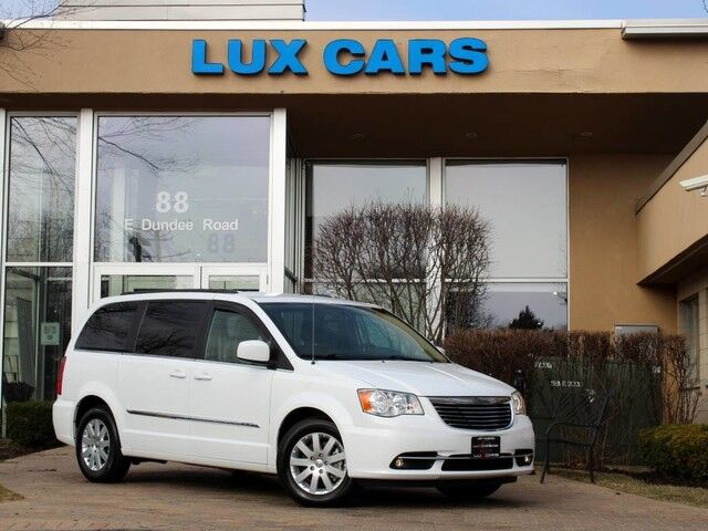 2014_Chrysler_Town & Country_Touring Nav Rear DVD_ Buffalo Grove IL