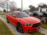 2014 DODGE CHARGER R/T PLUS AWD, WARRANTY, LEATHER, NAV, HEATED SEATS, SUNROOF, REMOTE START, BACKUP CAM,KEYLESS START!