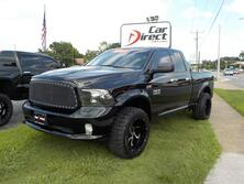 DODGE RAM 1500 EXPRESS QUAD CAB 4X4, CERTIFIED PRE-OWNED, 5.7L V8 HEMI, TOW PACKAGE, BLUETOOTH, 53K MILES! 2014