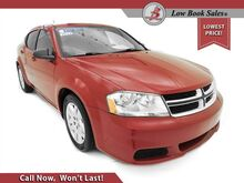 2014_Dodge_AVENGER_SE_ Salt Lake City UT