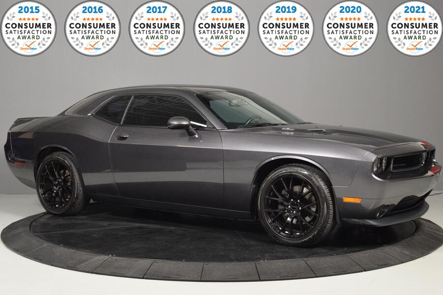 2014_Dodge_Challenger_R/T Plus_ Glendale Heights IL