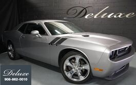 Dodge Challenger R/T Plus, Navigation System, Bluetooth Connectivity, Boston Acoustic Sound, Heated Leather Sport Seats, 375 HP V8 Engine, 20-Inch Alloy Wheels, 2014