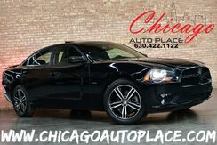 2014_Dodge_Charger_R/T - AWD 5.7L HEMI VVT ENGINE LCD TOUCHSCREEN BACKUP CAMERA BLACK CLOTH HEATED SEATS XENONS SUNROOF BEATS AUDIO BLUETOOTH_ Bensenville IL