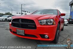 2014_Dodge_Charger_RT / AWD / 5.7L V8 HEMI / Power & Heated Seats / Navigation / Auto Start / Beats Speakers & Subwoofer / Uconnect Bluetooth / Back Up Camera / Keyless Entry & Start / Low Miles / Block Heater / 1-Owner_ Anchorage AK