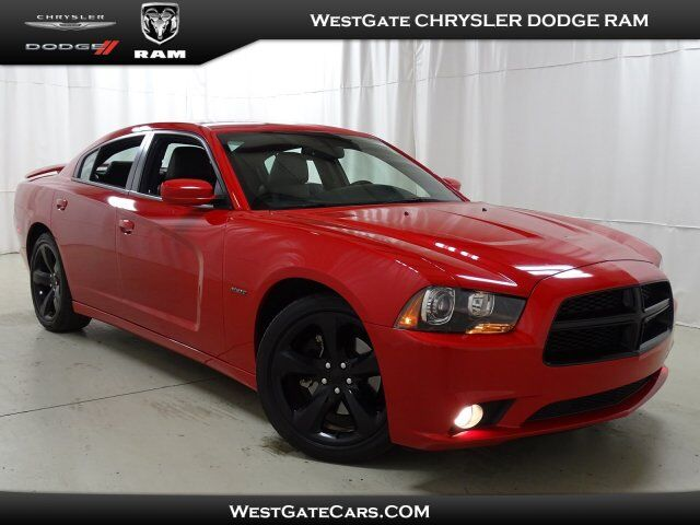 2014 Dodge Charger RT Plus Raleigh NC