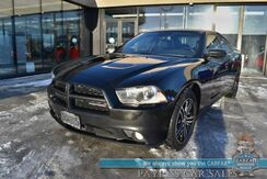 2014_Dodge_Charger_SXT Plus / AWD / Auto Start / Heated & Cooled Leather Seats / Beats Speakers / Sunroof / Blind Spot Alert / Adaptive Cruise Control / Bluetooth / Back Up Camera / 27 MPG / 1-Owner_ Anchorage AK
