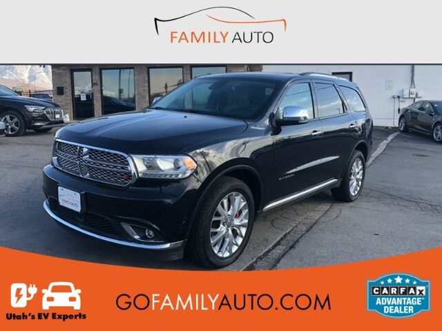 2014 Dodge Durango Citadel AWD Pleasant Grove UT