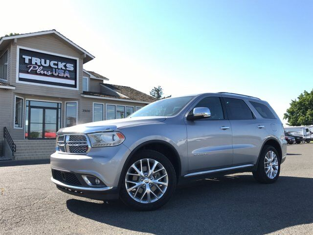 2014 Dodge Durango Citadel Union Gap WA