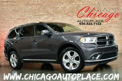 2014_Dodge_Durango_Limited - AWD 3.6L V6 1 OWNER NAVIGATION BACKUP CAMERA 3RD ROW HEATED BLACK LEATHER HEATED STEERING WHEEL_ Bensenville IL
