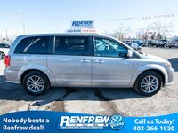 Dodge Grand Caravan R/T, Dual Rear DVD Headrest, Remote Start, Heated Leather, Navigation 2014