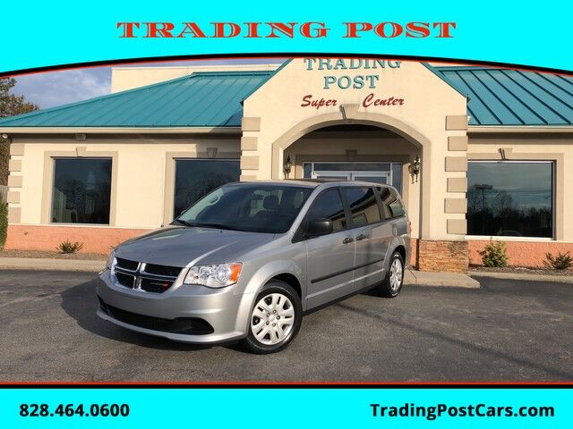 2014_Dodge_Grand Caravan_SE 30th Anniversary_ Conover NC