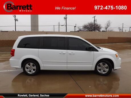 2014 Dodge Grand Caravan SE Garland TX