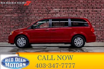 2014_Dodge_Grand Caravan_SXT BCam DVD Quad Seating_ Red Deer AB