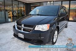 2014_Dodge_Grand Caravan_SXT / Power Driver's Seat / Power Sliding Doors / Aux Jack / Cruise Control / Rear Captain Chairs / 3rd Row / Seats 7 / Tow Pkg / 25 MPG_ Anchorage AK