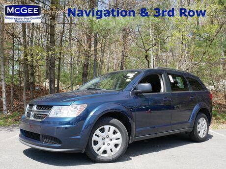 2014 Dodge Journey AWD 4dr SE Pembroke MA