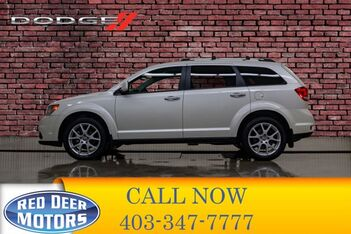 2014_Dodge_Journey_AWD R/T Leather Roof DVD_ Red Deer AB