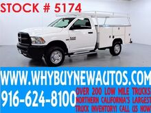 2014 Dodge Ram 2500 ~ 4x4 ~ Utility ~ Top Boxes ~ Only 39K Miles! Rocklin CA