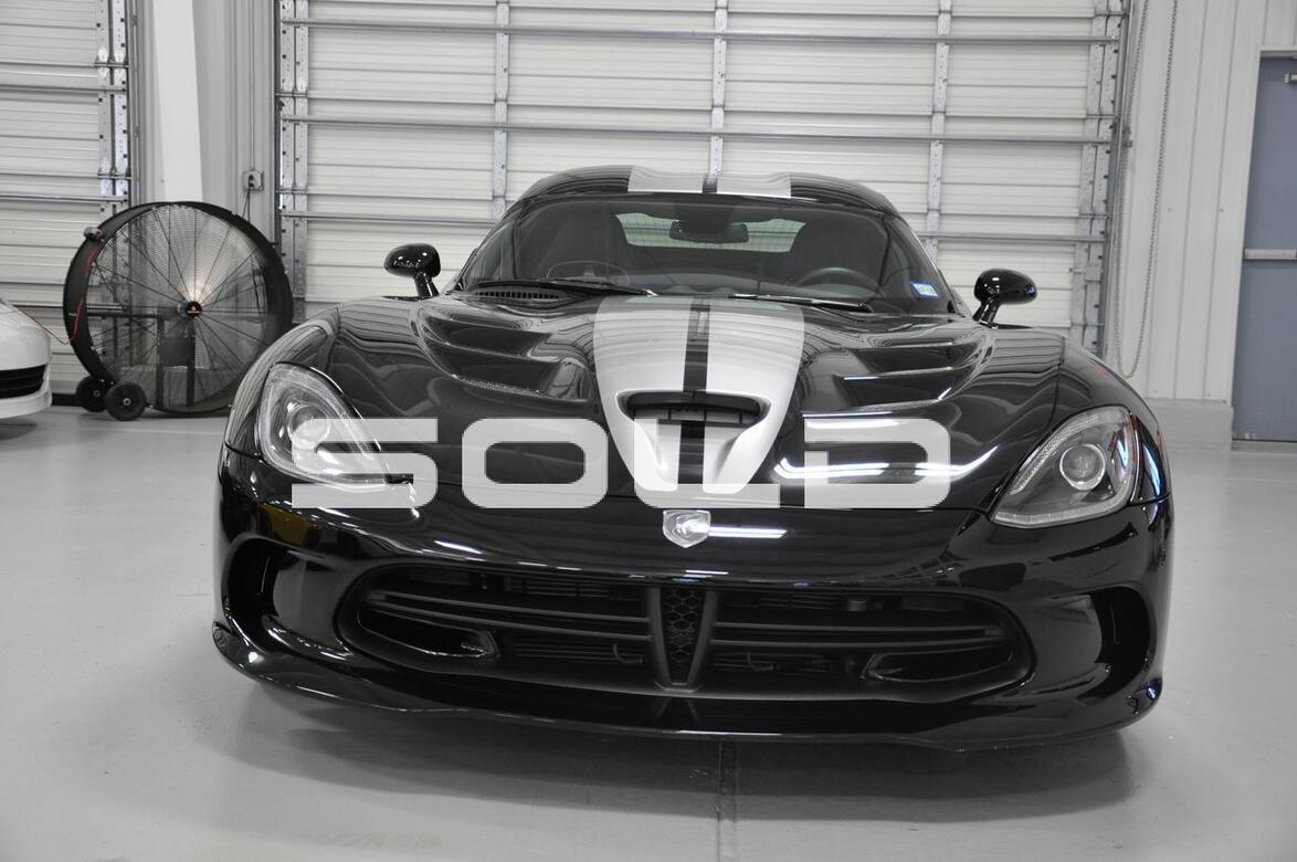 2014 Dodge SRT Viper  Tomball TX