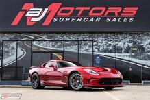 2014 Dodge SRT Viper GTS with 9 Miles Massive 166K  MSRP
