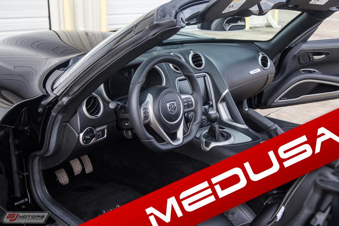 2014 Dodge SRT Viper MEDUSA GTS Tomball TX