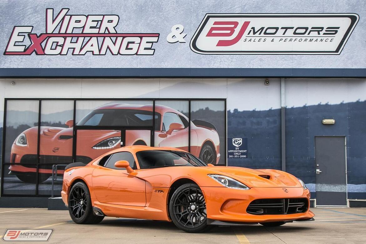 2014 Dodge SRT Viper TA Time Attack # 23 of 93 Tomball TX