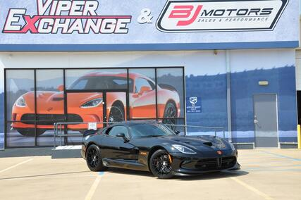 2014 Dodge SRT Viper Time Attack Tomball TX
