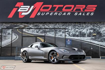 2014 Dodge Viper GTS Carbon Edition Tomball TX