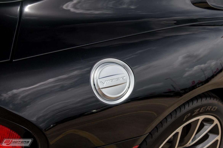 2014 Dodge Viper GTS Tomball TX