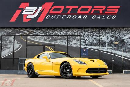 2014 Dodge Viper SRT Tomball TX