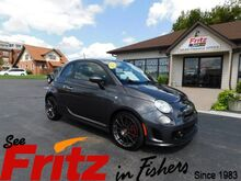 2014_FIAT_500_Abarth_ Fishers IN