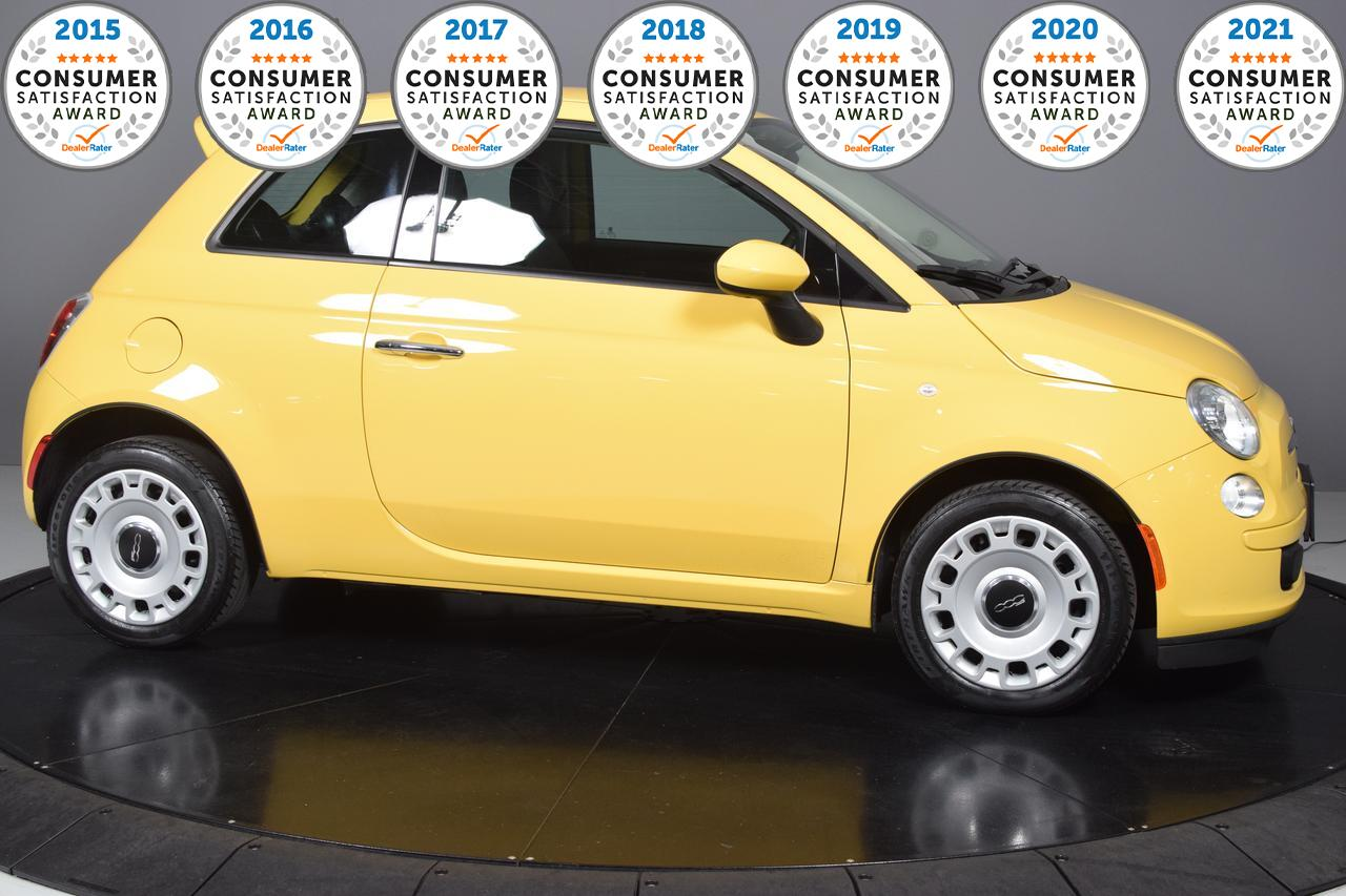 2014 FIAT 500 Pop Glendale Heights IL