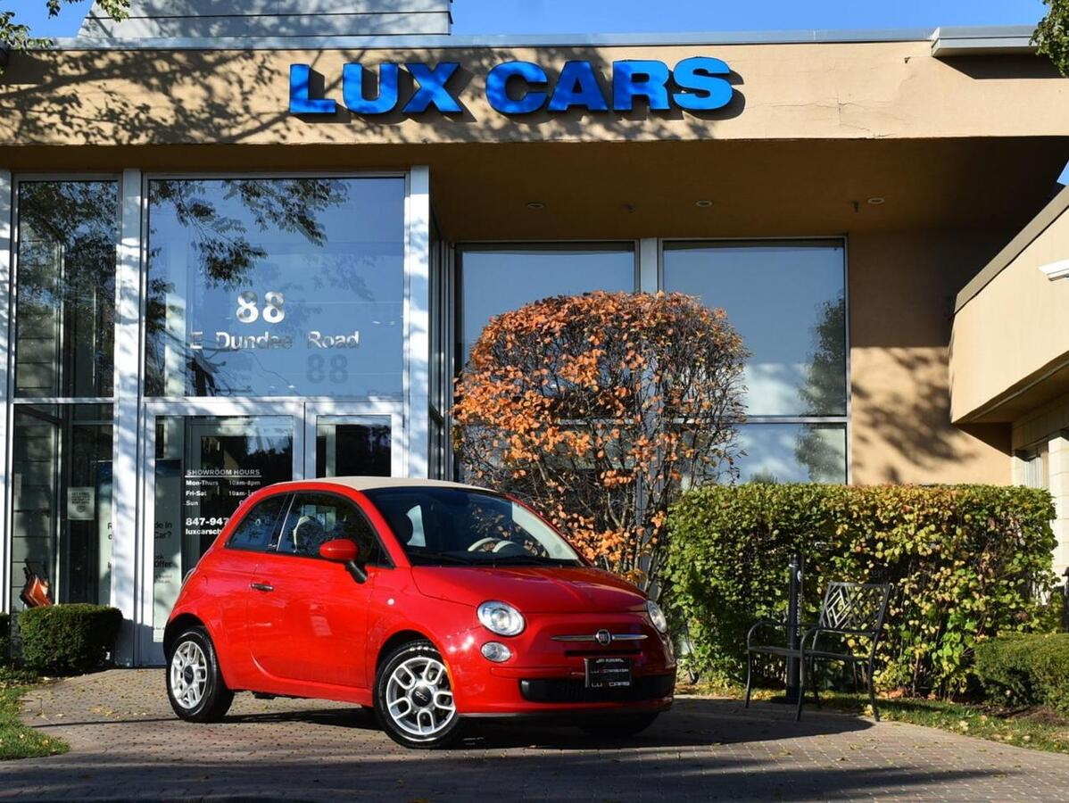 2014_FIAT_500c_Pop Convertible_ Buffalo Grove IL