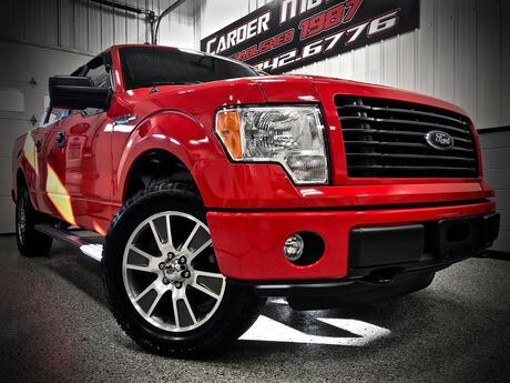 2014 FORD F150 CREW CAB 4X4 STX Bridgeport WV