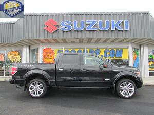 2014 FORD F150 LimitedMiles 59625 Color BLACK Stock DJ3370 VIN 1FTFW1ET