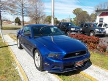 2014_FORD_MUSTANG_COUPE, WARRANTY, NAV, BACKUP CAM, PARKING SENSORS, SIRIUS RADIO, CRUISE CONTROL, SINGLE CD PLAYER!!!_ Norfolk VA