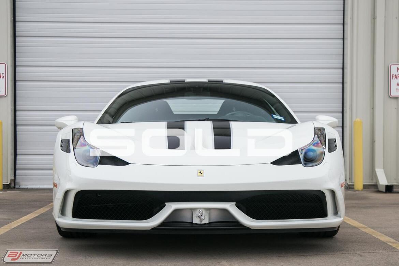 2014 Ferrari 458 Speciale 458 Speciale Tomball TX