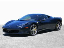 2014_Ferrari_458 Italia_One Owner_ Hickory NC